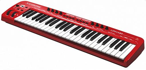 MIDI-клавиатура BEHRINGER UMX490